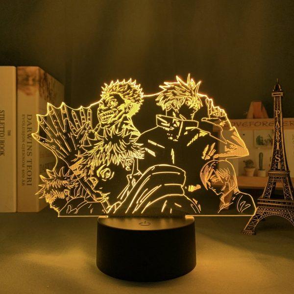 IMG 9850 - Anime 3D lamp