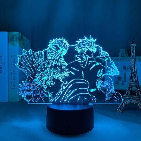 IMG 9851 - Anime 3D lamp