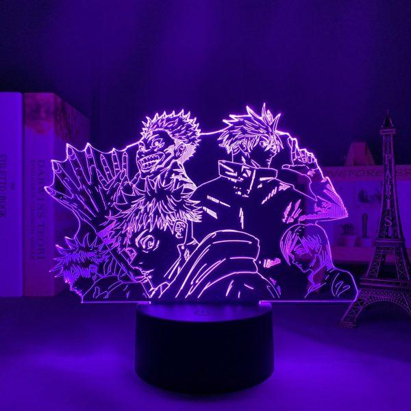 IMG 9852 - Anime 3D lamp
