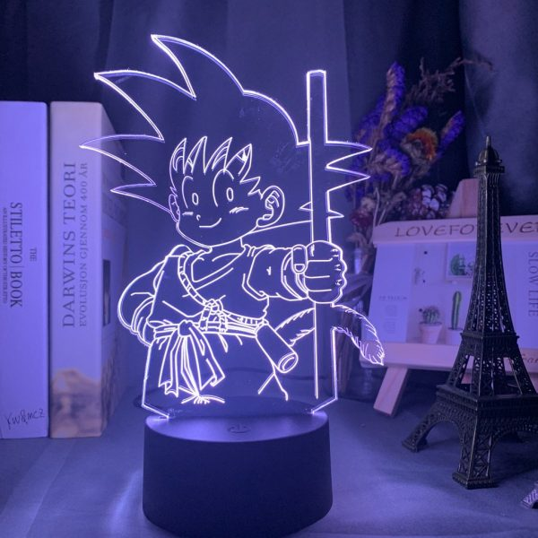 IMG 9870 - Anime 3D lamp