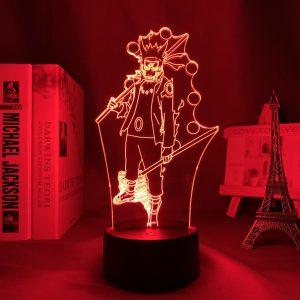 NARUTO LED ANIME  LAMP (NARUTO) Otaku0705 TOUCH+(REMOTE) Official Anime Light Lamp Merch