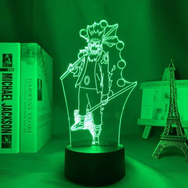 IMG 9911 - Anime 3D lamp
