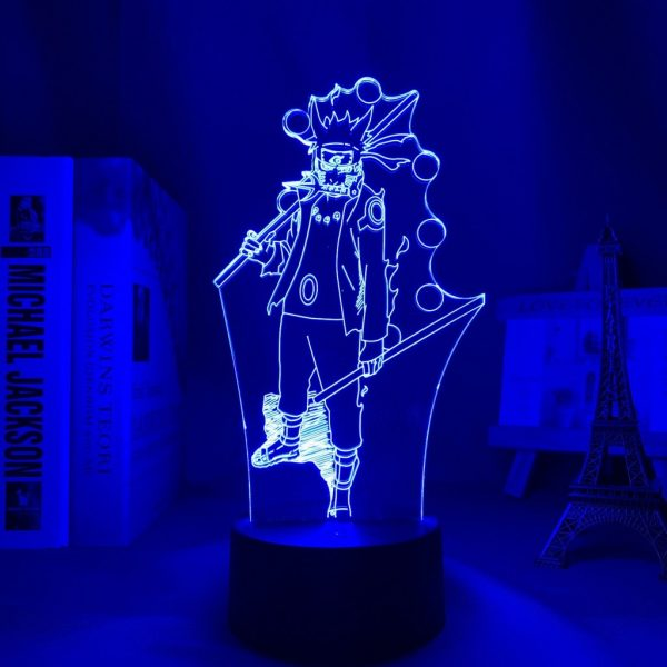 IMG 9912 - Anime 3D lamp