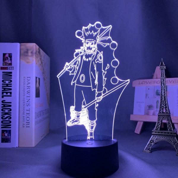 IMG 9913 - Anime 3D lamp