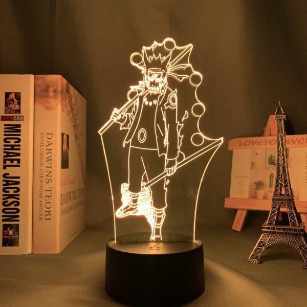 IMG 9914 - Anime 3D lamp