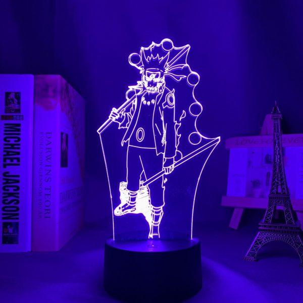 IMG 9916 - Anime 3D lamp