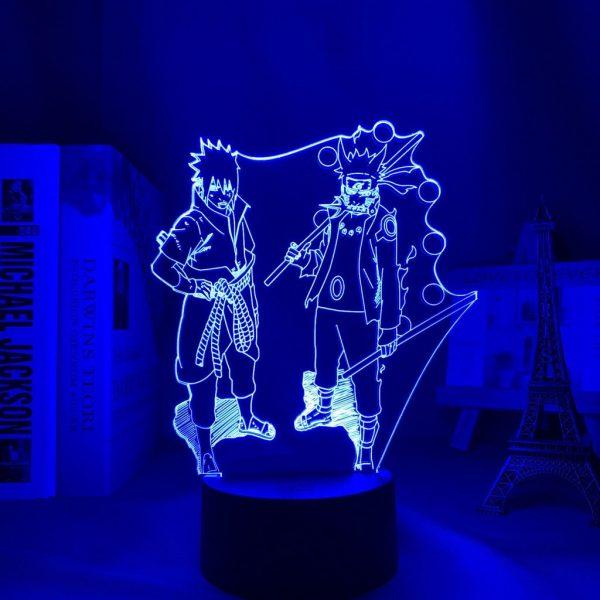 IMG 9926 - Anime 3D lamp