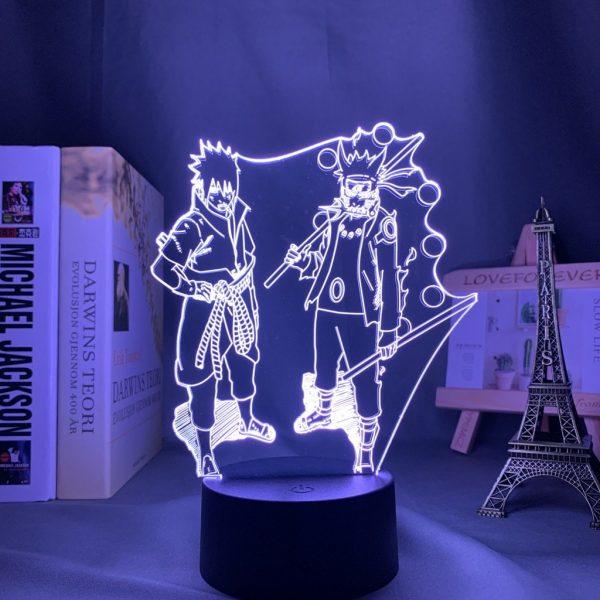 IMG 9927 - Anime 3D lamp