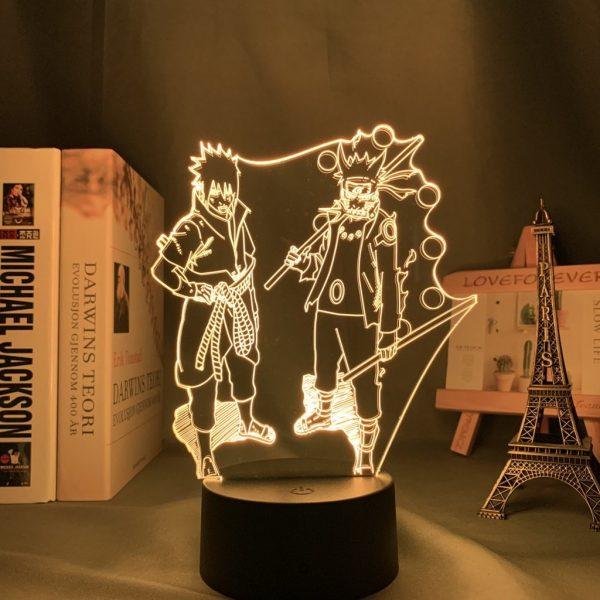 IMG 9928 - Anime 3D lamp
