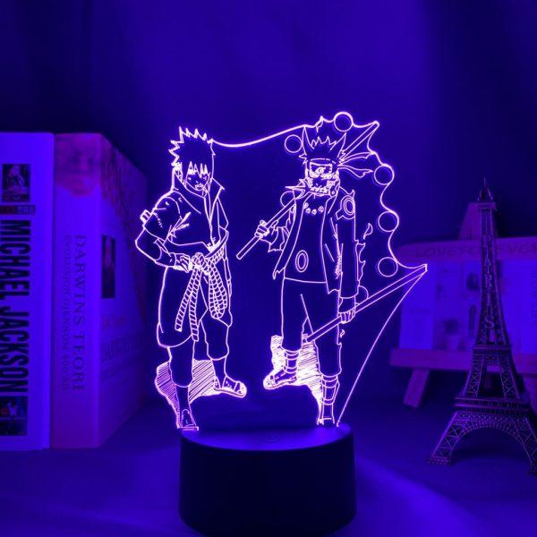 IMG 9930 - Anime 3D lamp
