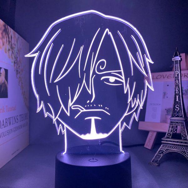 IMG 9948 - Anime 3D lamp