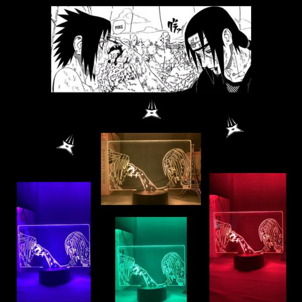 CUSTOM LED ANIME LAMP Otaku0705 Default Title Official Anime Light Lamp Merch