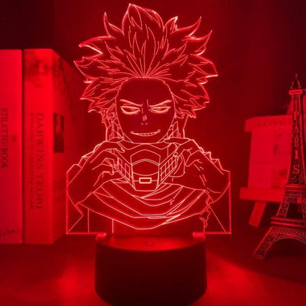 HITOSHI LED ANIME LAMP (MY HERO ACADEMIA) Otaku0705 TOUCH +(REMOTE) Official Anime Light Lamp Merch