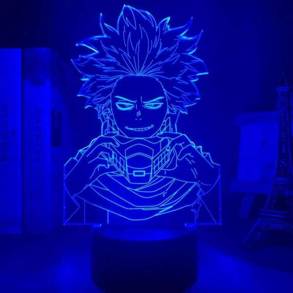 anime my hero academia led night light h description 2 - Anime 3D lamp