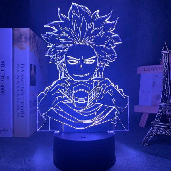 anime my hero academia led night light h description 3 - Anime 3D lamp