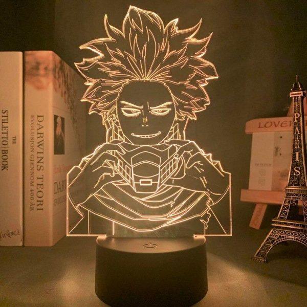 anime my hero academia led night light h description 4 - Anime 3D lamp