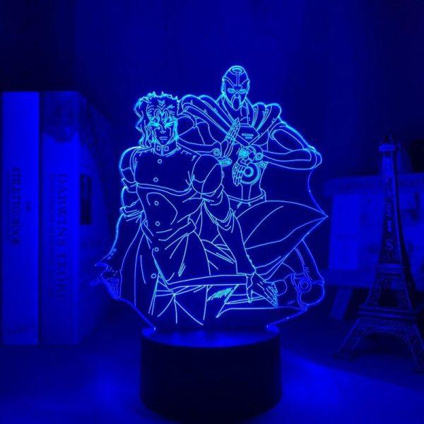 download main images download description description 2 - Anime 3D lamp
