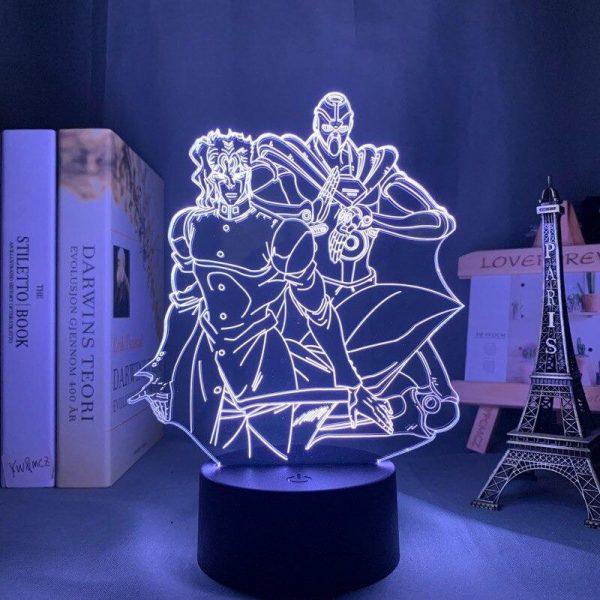 download main images download description description 3 - Anime 3D lamp
