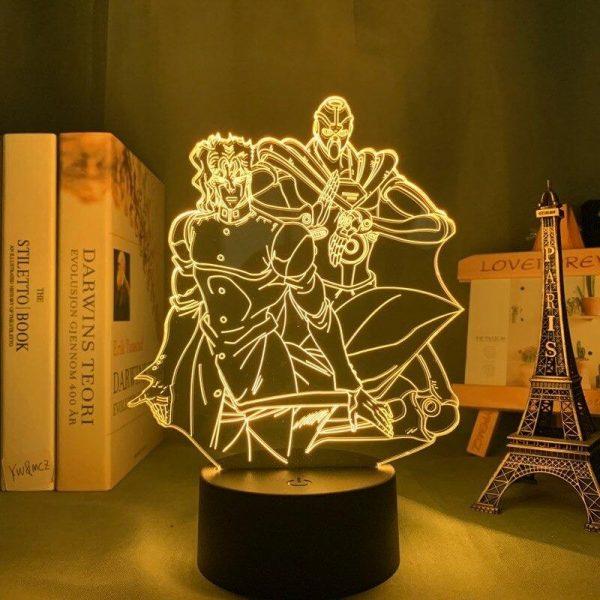 download main images download description description 4 - Anime 3D lamp