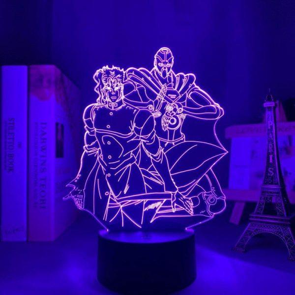 download main images download description description 6 - Anime 3D lamp
