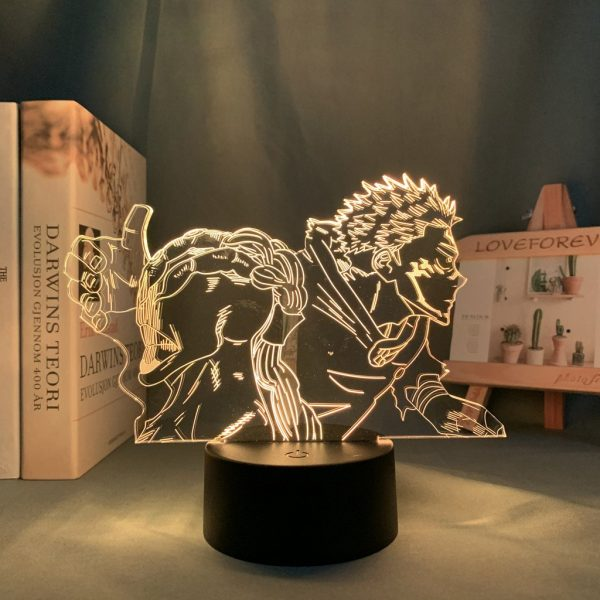 image - Anime 3D lamp