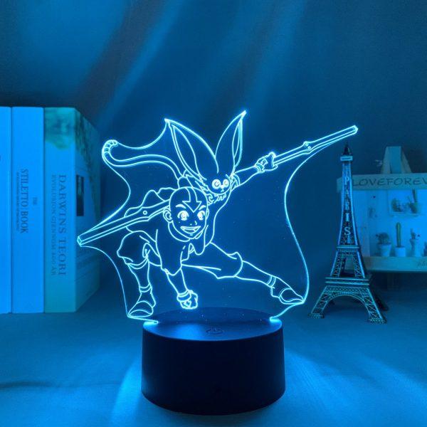 image 1d2636ce 280a 486b 95b4 7ff3ad77b39b - Anime 3D lamp