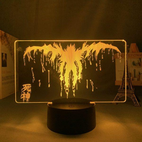 image 498bb4a9 ec12 4270 a252 f5f1d7c81c4a - Anime 3D lamp