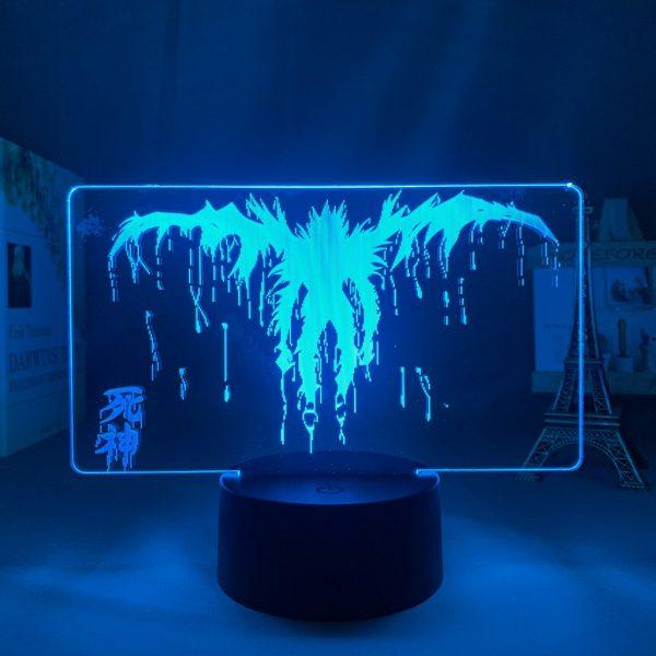 image 4bdbc38f 5a56 4253 8d5d e3b4d3b351b3 - Anime 3D lamp
