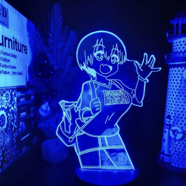 image 5ba53792 b599 4f73 952c a9befe1b7ba8 - Anime 3D lamp
