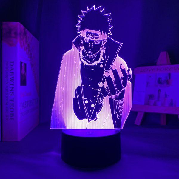 PAIN ++ LED ANIME LAMP (NARUTO) Otaku0705 TOUCH Official Anime Light Lamp Merch