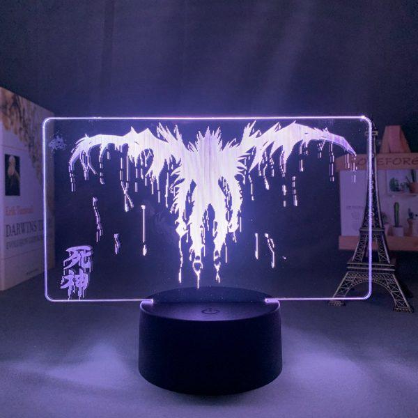 image af20a202 6f56 484f b508 b75b789f14b9 - Anime 3D lamp