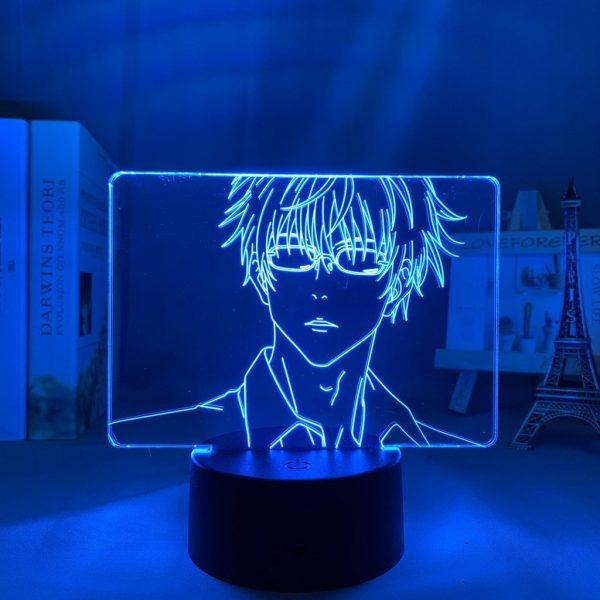 GLASSES GOJO LED ANIME LAMP (JUJUTSU KAISEN) Otaku0705 TOUCH Official Anime Light Lamp Merch