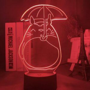 TOTORO LED ANIME LAMP (MY NEIGHBOR TOTORO) Otaku0705 TOUCH Official Anime Light Lamp Merch