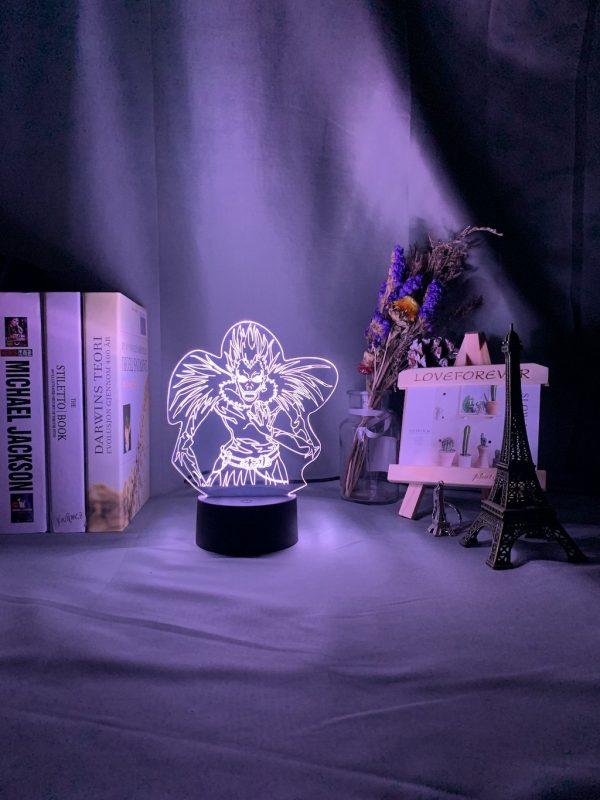 img 2 He6b693912400470d9fcdc46f87ea021ba.jpg width 1024 height 1365 hash 2389 - Anime 3D lamp