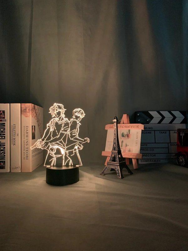 img 4 Ha9ce6d6812204966887e45063fb801f3c - Anime 3D lamp