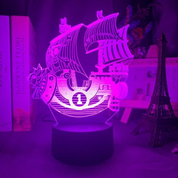 THOUSAND SUNNY LED ANIME LAMP (ONE PIECE) Otaku0705 TOUCH Official Anime Light Lamp Merch