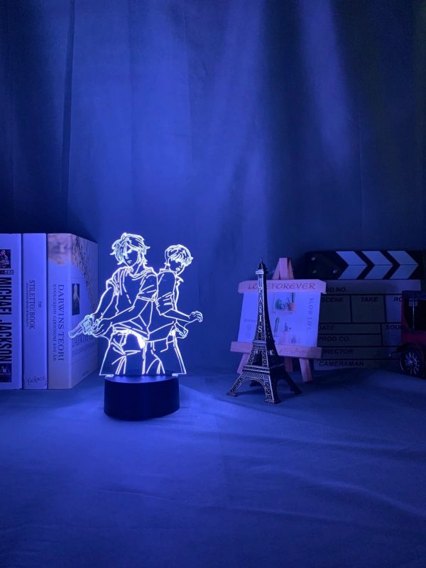 img 7 H4cfd13d4aabc4ca3b51b86019522be66a - Anime 3D lamp