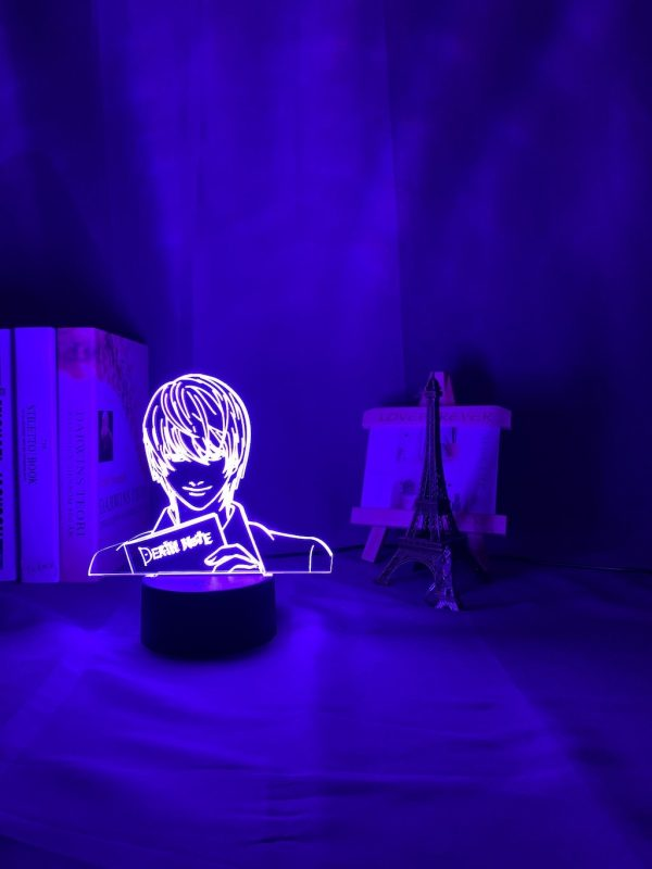 img 9 H7a0309c3f9ec404898c7140a1c0f2e0fI.jpg width 1024 height 1365 hash 2389 - Anime 3D lamp