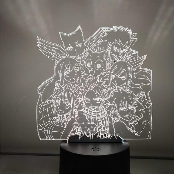 product image 1442093137 - Anime 3D lamp