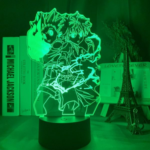 product image 1448040098 - Anime 3D lamp