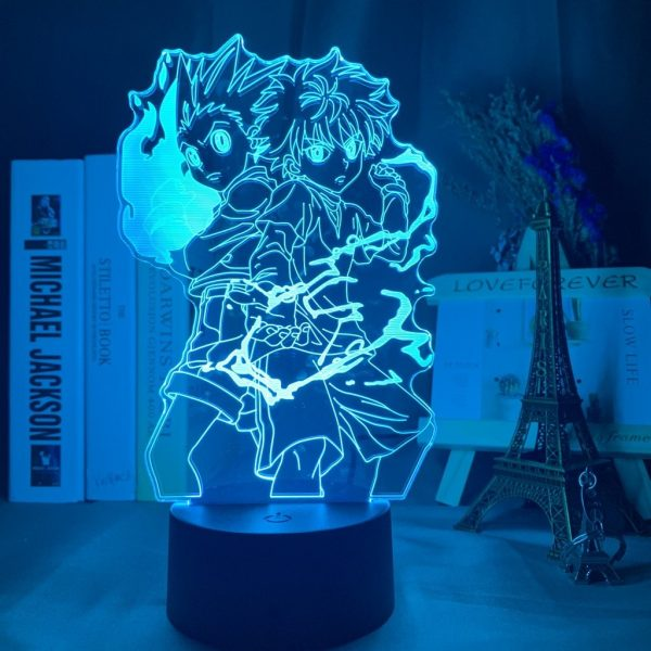 product image 1448040101 - Anime 3D lamp
