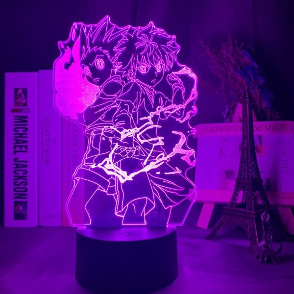 product image 1448040102 - Anime 3D lamp