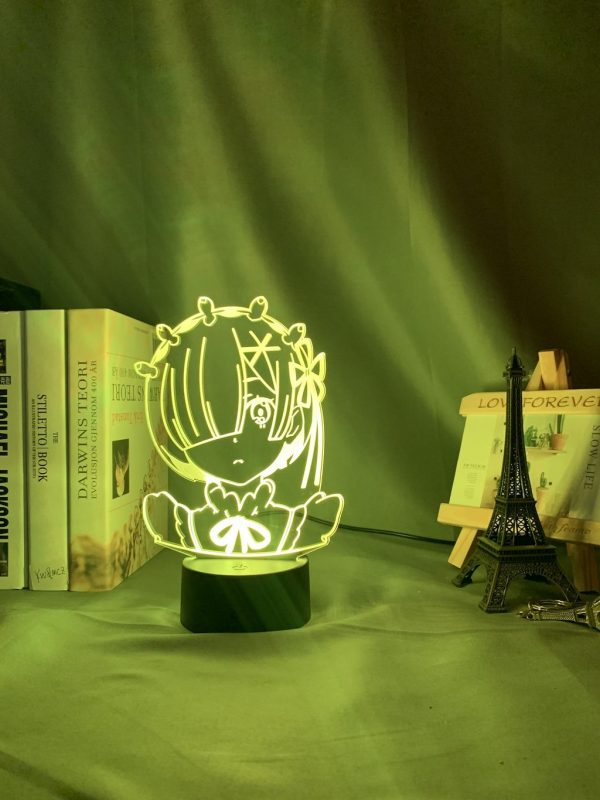 product image 1475484637 - Anime 3D lamp