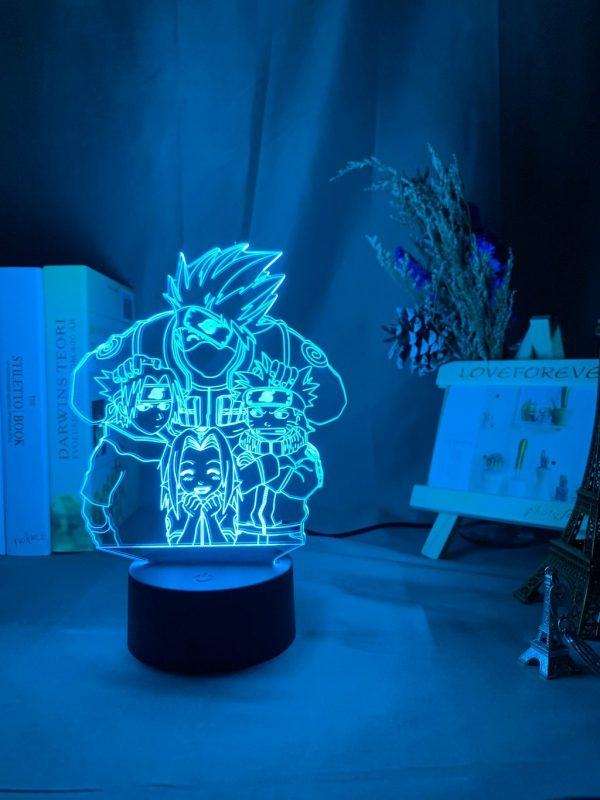 product image 1493140957 - Anime 3D lamp