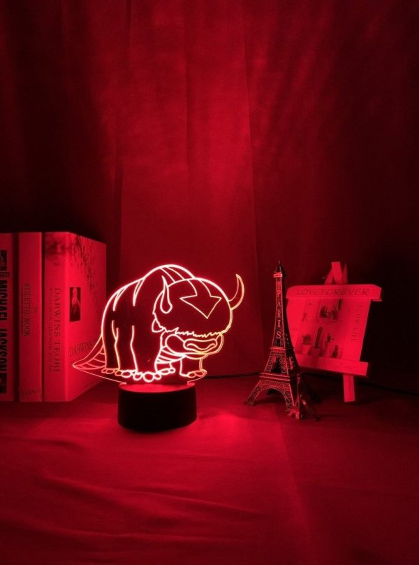 product image 1493289451 - Anime 3D lamp