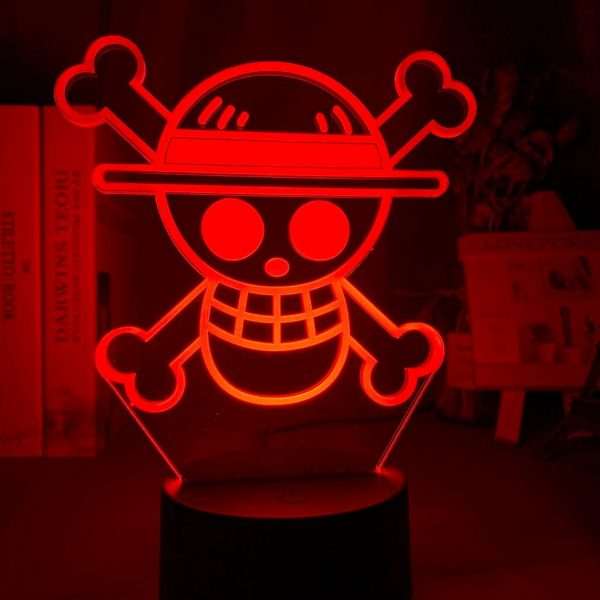 product image 1495567899 - Anime 3D lamp
