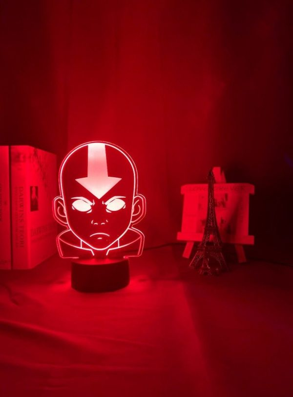 product image 1496207186 - Anime 3D lamp