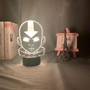 AANG LED ANIME LAMP (AVATAR THE LAST AIRBENDER) Otaku0705 TOUCH Official Anime Light Lamp Merch