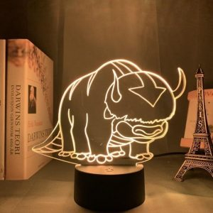 APPA LED ANIME LAMP  (AVATAR THE LAST AIRBENDER) Otaku0705 TOUCH +(REMOTE) Official Anime Light Lamp Merch