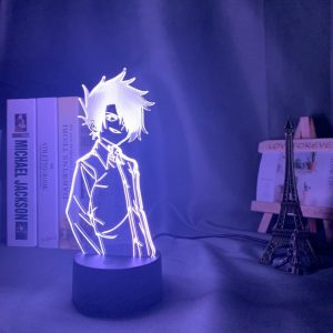 RAY LED ANIME LAMP (THE PROMISED NEVERLAND) Otaku0705 TOUCH +(REMOTE) Official Anime Light Lamp Merch